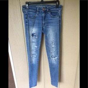 American Eagle Outfitters Size 6 Jegging Jeans